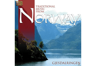 Gjesdalringen - Traditional Music From Norway [CD]