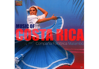 Compania Folclorica Matumbu - Music Of Costa Rica - (CD)