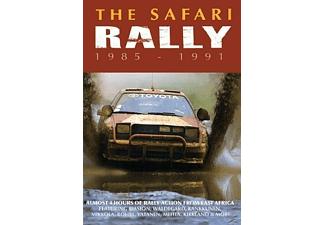 The Safari Rally 1985 - 1991 - (DVD)