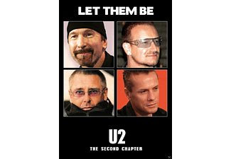 U2, Bono - Let them Be: U2 The Second Chapter - (DVD)