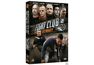 Fight Club in the Street 2 - (DVD)