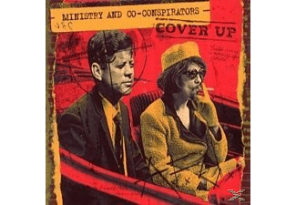 Ministry - Cover Up - (CD)