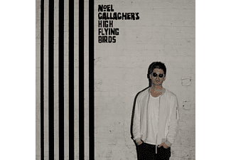 Noel Gallaghers High Flying Birds - Chasing Yesterday CD
