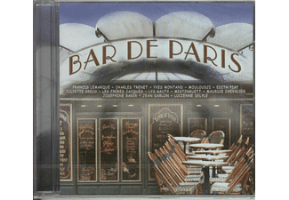 VARIOUS - Bar De Paris - (CD)
