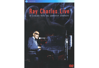 Ray Charles - Live With The Edmonton Symphony [DVD]
