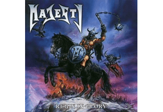 Majesty - Reign In Glory - (CD)