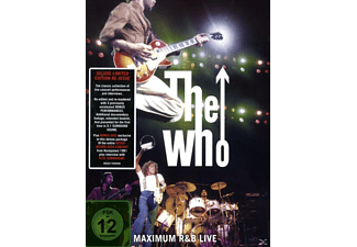 The Who - Maximum R&B Live - (DVD)