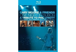 Gary Moore - One Night In Dublin: A Tribute To Phil Lynott - (Blu-ray)