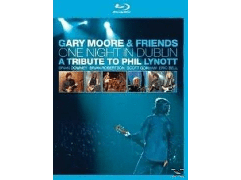 Gary Moore - One Night In Dublin: A Tribute To Phil Lynott [Blu-ray]