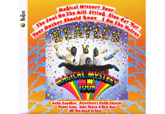 The Beatles - Magical Mystery Tour (Remastered) - (CD)