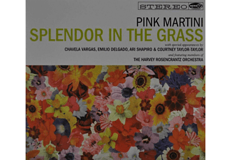 Pink Martini - Splendor In The Grass - (CD)