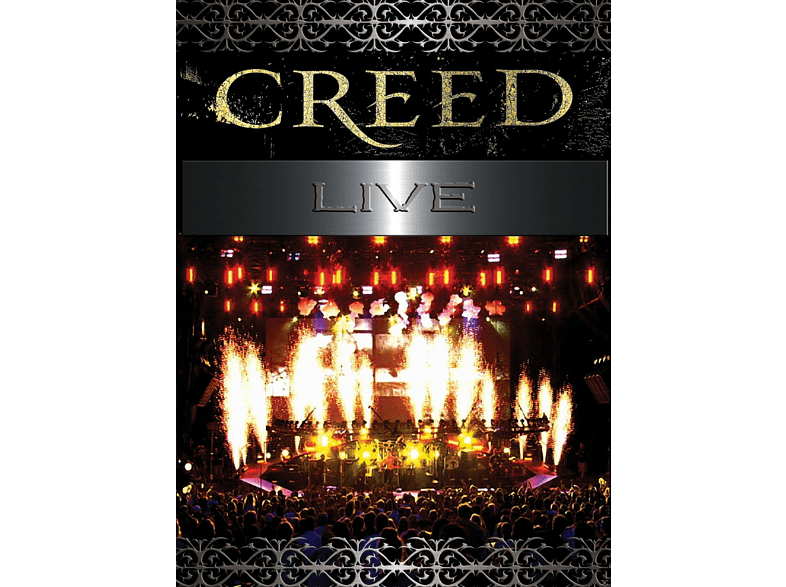 Creed - Live [DVD]