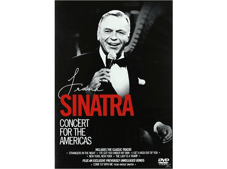 Frank Sinatra - Concert For The Americas [DVD]