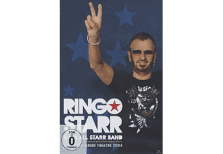 Ringo & His All Starr Band Starr - Live At The Greek Theatre 2008 - (DVD)