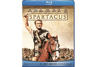 Spartacus (50th Anniversary Edition) Blu-ray
