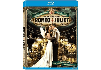 Romeo and Juliet Blu-ray