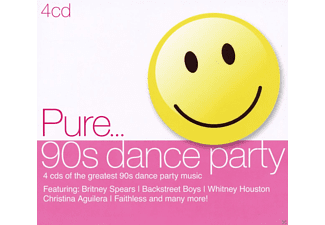VARIOUS - Pure...90s Dance Party [CD]