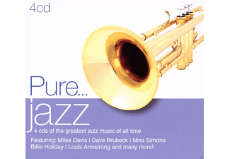 VARIOUS - Pure... Jazz - (CD)