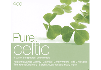 VARIOUS - Pure... Celtic - (CD)