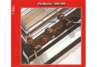 The Beatles - 1962-1966 (Red Album) (Original Recording Remastered) - (CD)