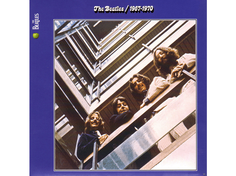 The Beatles - 1967-1970 (Blue Album) (Remastered) [CD]