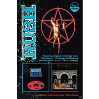 Rush - Rush -2112 / Moving Pictures [DVD]