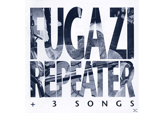 Fugazi - REPEATER (+3 SONGS) - (CD)