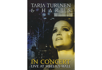 Tarja Turunen, Harus - In Concert - Live At Sibelius Hall - (DVD + CD)