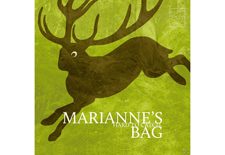 Marianne Keel - Marianne's Bag-Hard To Catch - (CD)