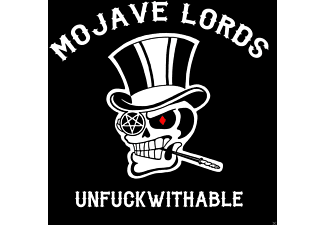 Mojave Lords - Unfuckwithable [CD]