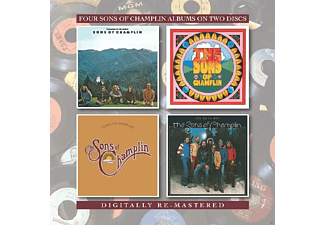 The Sons Of Champlin - Welcome To The Dance/Sons Of Champlin/A Circle [CD]
