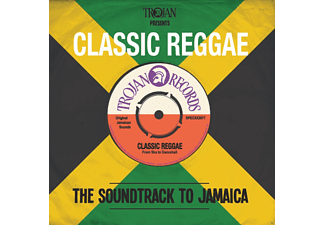 VARIOUS - Trojan Presents Classic Reggae - (CD)