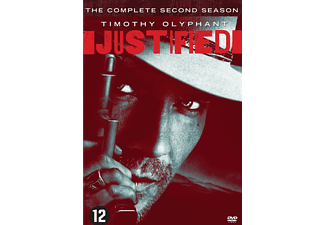 Justified Saison 2 Série TV