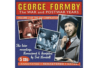 George Formby - The War And Postwar Years - (CD)