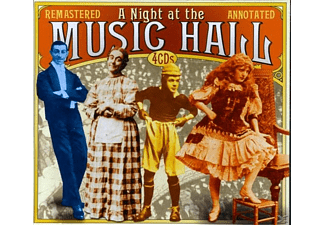 VARIOUS - A Night At The Music Hall - (CD)