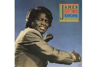 James Brown - I'm Real (Deluxe) - (CD)