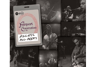 Fairport Convention - Access All Areas - (CD + DVD Video)