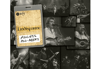 Lindisfarne - Access All Areas - (CD + DVD Video)