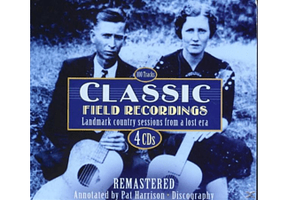 VARIOUS - Classic Field Recordings.Landmark - (CD)