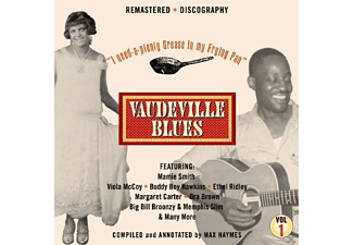 VARIOUS - Vaudeville Blues - (CD)