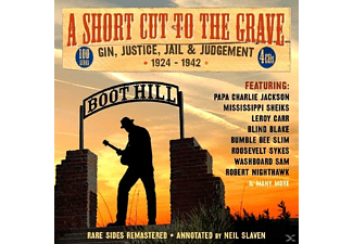 VARIOUS - A Short Cut To The Grave - (CD)