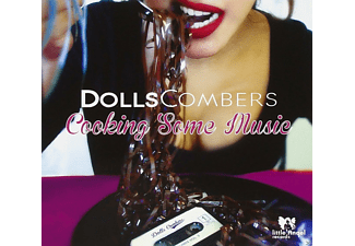 Dolls Combers - Cooking Some Music [CD]