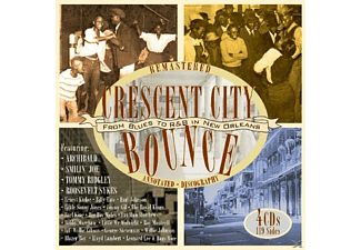 VARIOUS - Crescent City Bounce.Blues From No - (CD)