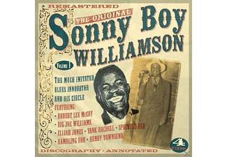 Sonny Boy Williamson - The Original Vol.1 - (CD)