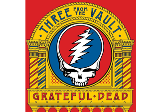 Grateful Dead - Three From The Vault - (Vinyl)