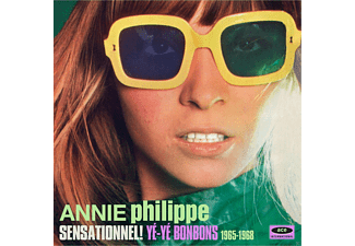 Annie Philippe - Sensationnel! Ye'-Ye' Bonbons 1965-1968 [CD]