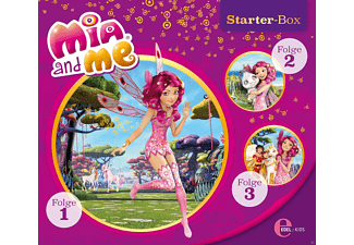 Mia And Me - Starter-Box - (CD)
