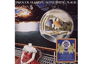 Procol Harum - Something Magic (CD)