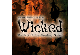 New York City Musical Orchestra - Wicked-The Hits Of The Broadway Musical - (CD)