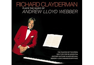 Richard Clayderman - Plays The Music Of Andrew Lloyd Webber (CD)